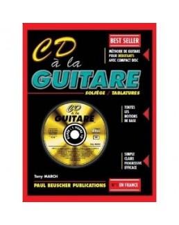 CD A LA GUITARE