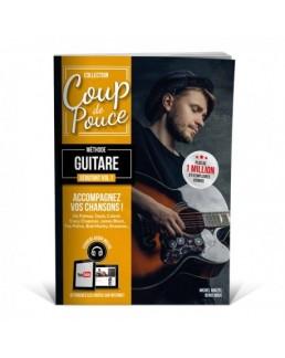 Coup de Pouce débutant guitare Roux 1 CD