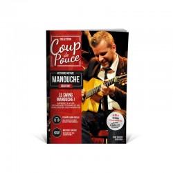 Coup de pouce  guitare manouche avec  DVD