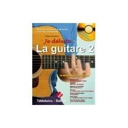 Je débute la guitare 2 Heuvelinne CD
