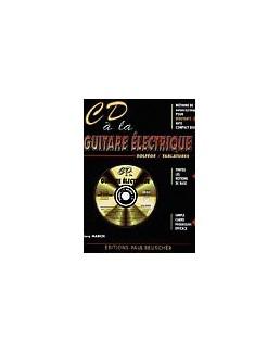 CD à la guitare électrique Tony March