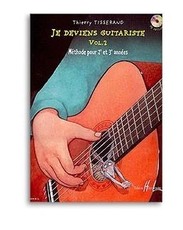 Je débute la guitare TISSERAND vol 2