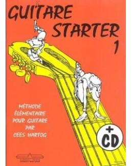 Guitare Starter 1 Cees Hartog avec CD