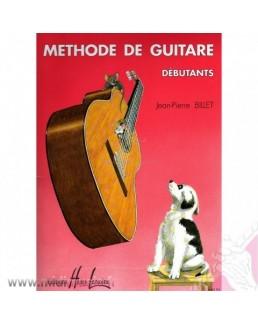 Méthode de guitare débutants BILLET