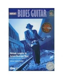 Débutant blues guitar HAMBURGER CD