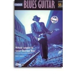 Guitare blues intermédiaire SMITH