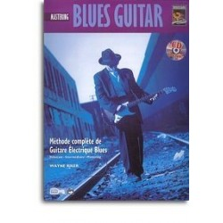 Guitare blues maîtrise RIKER