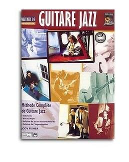 Guitare jazz maîtrise de l'improvisation Jody Fisher CD