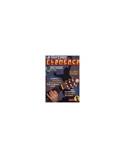La guitare Flamenca REBILLARD CD