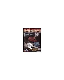 La guitare country REBILLARD CD