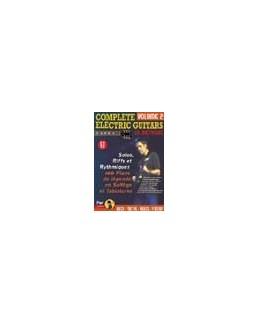 Complete electric guitars REBILLARD 2 CD