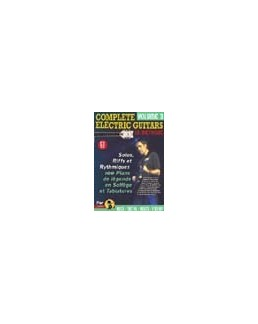 Complete electric guitars REBILLARD 3 CD