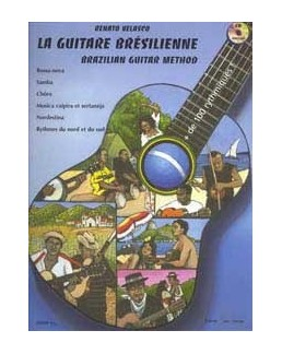 La guitare brésilienne VELASCO CD