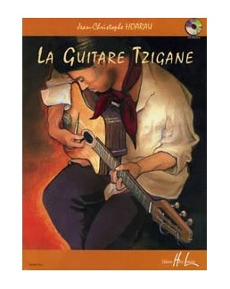 La guitare tzigane HOARAU CD