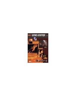 Guitare acoustique AVANCE Greg Horne CD