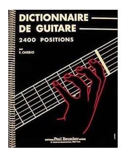 Dictionnaire de la guitare CHIERICI