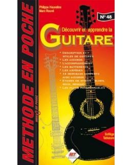 MUSIC EN POCHE méthode guitare