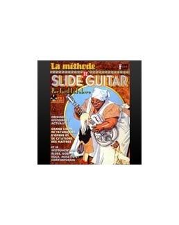 Méthode slide guitare Cyril LEFEBVRE