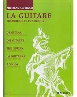 La guitare Théorie et pratique 2 ALFONSO