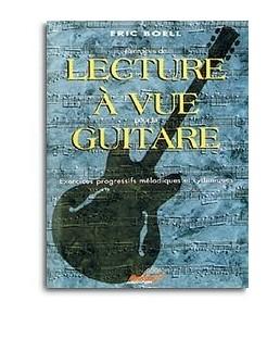 Lecture à vue guitare Eric Boell