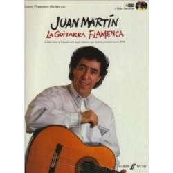 DVD La guitare flamenca Juan MARTIN