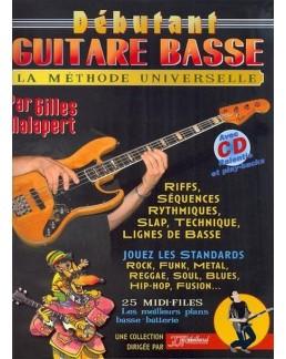 Débutant guitare basse MALAPERT REBILLARD