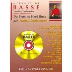 Méthode basse DARIZCUREN CD