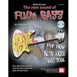 The new sound of funk bass JOSQUIN DES PRES CD