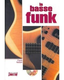 Basse Funk NELSON CD