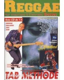 Reggae basse méthode REBILLARD CD