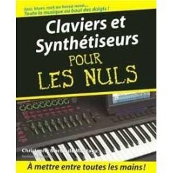 POUR LES NULS Claviers et synthétiseurs CD