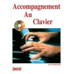 Accompagnement au clavier PARMENTIER CD
