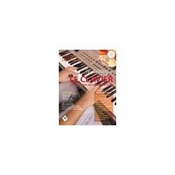 Je débute le clavier ASTIER CD