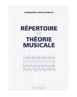Répertoire de théorie musicale KEFALLONITIS