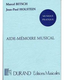 Aide mémoire musical BITSCH