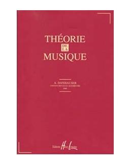 Théorie musicale DANHAUSER