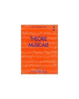 Théorie musicale JOUVE-GANVERT 2