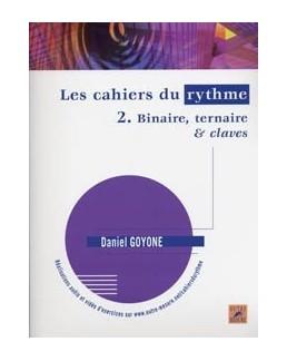 Cahiers du rythme GOYONE 2