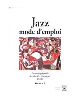 Jazz mode d'emploi 1 BAUDOIN
