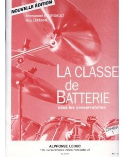 La classe de batterie 1 BOURSAULT LEFEVRE