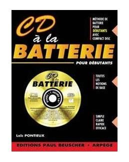CD à la batterie PONTIEUX