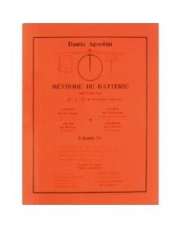 AGOSTINI méthode de batterie vol 4